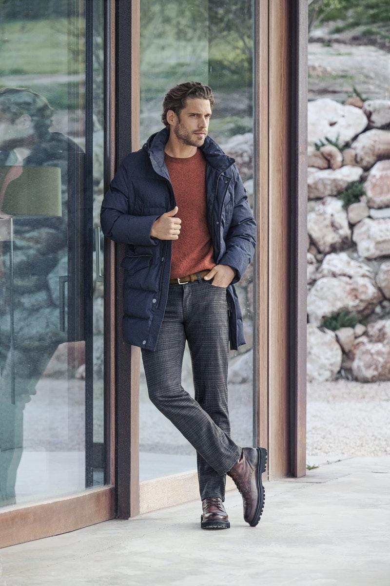 BRAX Fashion Herbst Winter Herrenmode